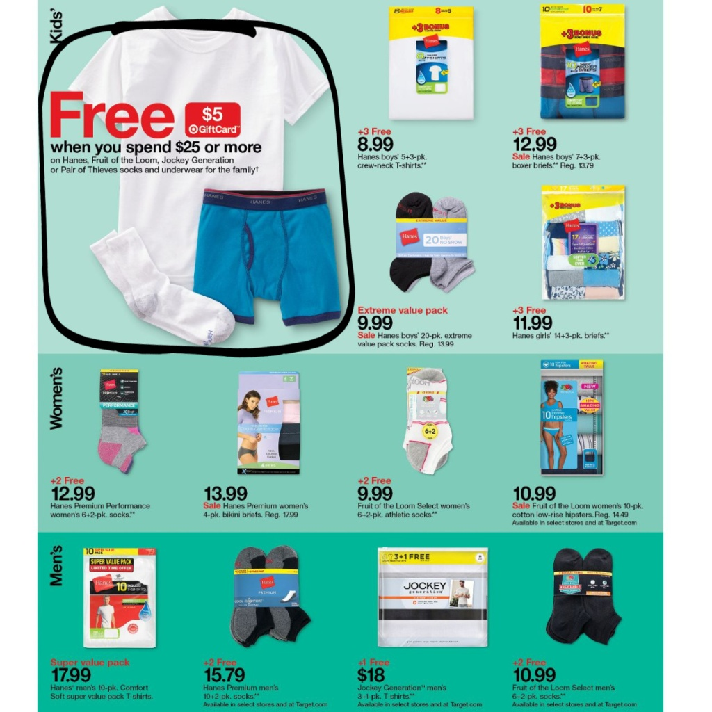 Target Weekly Ad 7-26 to 8-1 Page 8