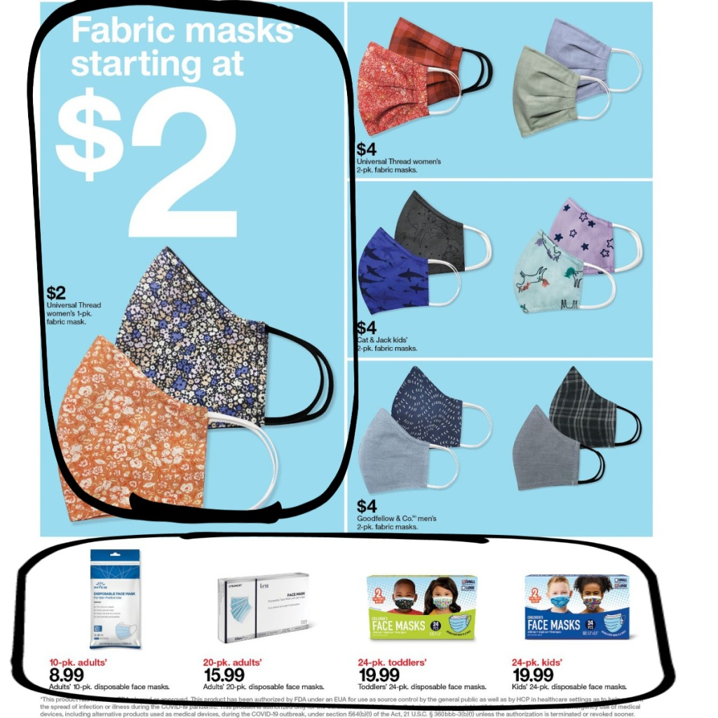 Target Weekly Ad 7-26 to 8-1 Page 9