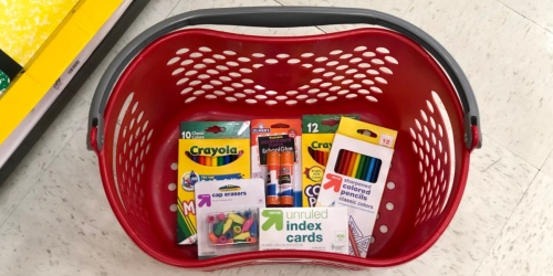 Best Target Weekly Ad Deals 7/12-7/18 | School Supplies Starting at 50¢ & More