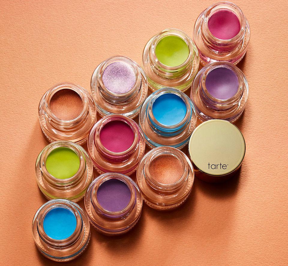 tarte eyeshadow pots