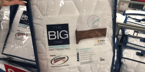 The Big One Mattress Pads from $10.79 | Free Shipping for Select Kohl's Cardholders