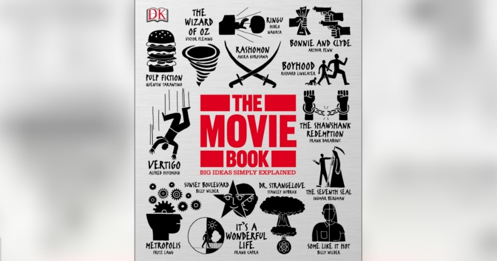 Cover of The Movie Book Big Ideas Explained