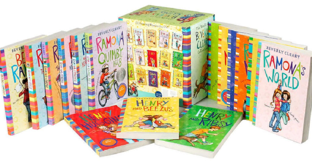 The World of Beverly Cleary Collection: 15 Book Box Set