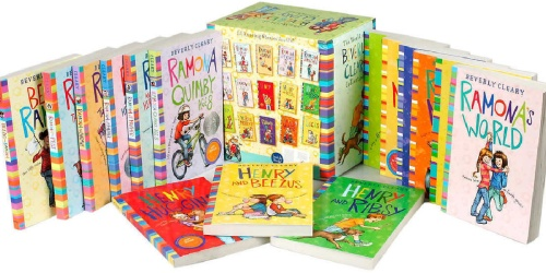 The World of Beverly Cleary 15 Book Box Set Only $29.99 Shipped on Costco.com