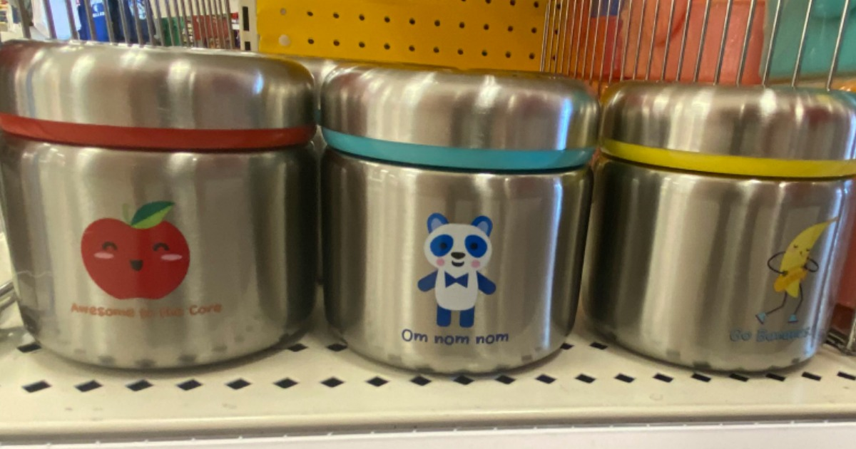 Thermos Containers