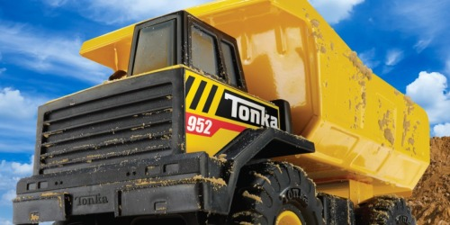 Tonka Steel Dump Truck Only $28.99 on Walmart.com (Regularly $50)