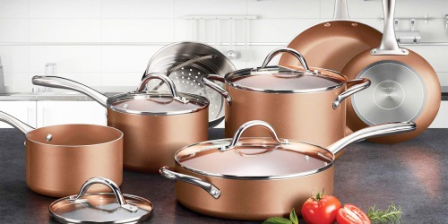 Tramontina 11-Piece Nonstick Cookware Set Just $59.98 Shipped for Sam's Club Members