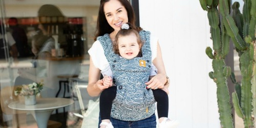 Tula Baby Carrier Only $125.99 Shipped on Target.com (Regularly $180)
