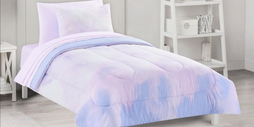 The Big One 5-Piece Comforter Set w/ Sheets Only $47.99 on Kohl's (Regularly $130) | Perfect for Dorm Rooms