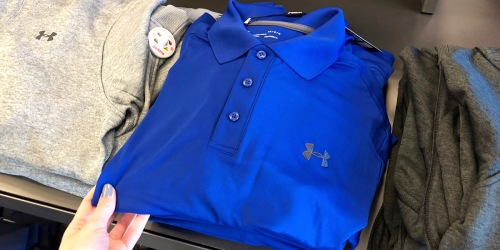 Under Armour Men's Tech Polo Just $23.99 Shipped (Regularly $40)