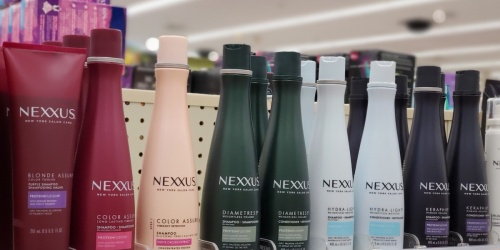 Better Than Free Nexxus Shampoos & Conditioners After Walgreens Rewards