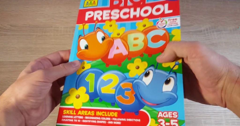 Big Preschool Workbook Only 5 On Amazon Regularly 13 Hip2save
