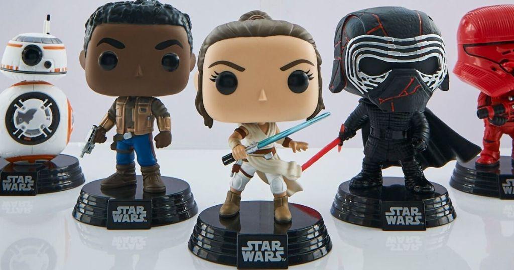 star wars vinyl collectible figurines