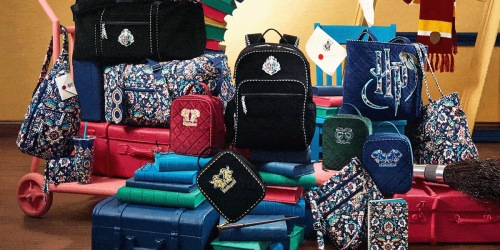 Vera Bradley Harry Potter Collection is Here | Shop Backpacks, Lunch Bags & More