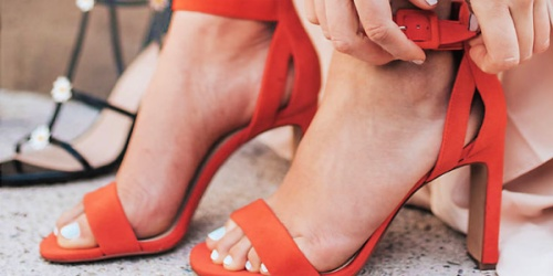 Up to 65% Off Women's Footwear + Free Shipping on DSW