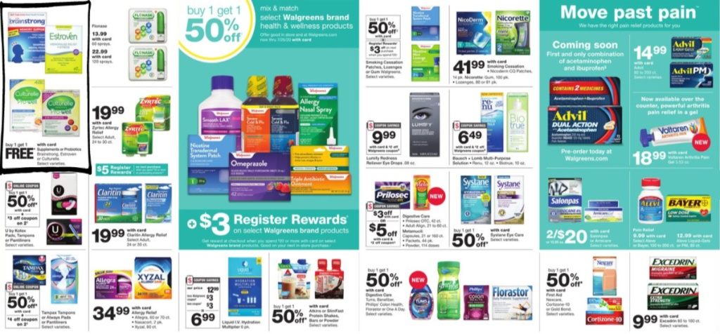 Walgreens Weekly Ad Scan 7_5-7_11 page 12