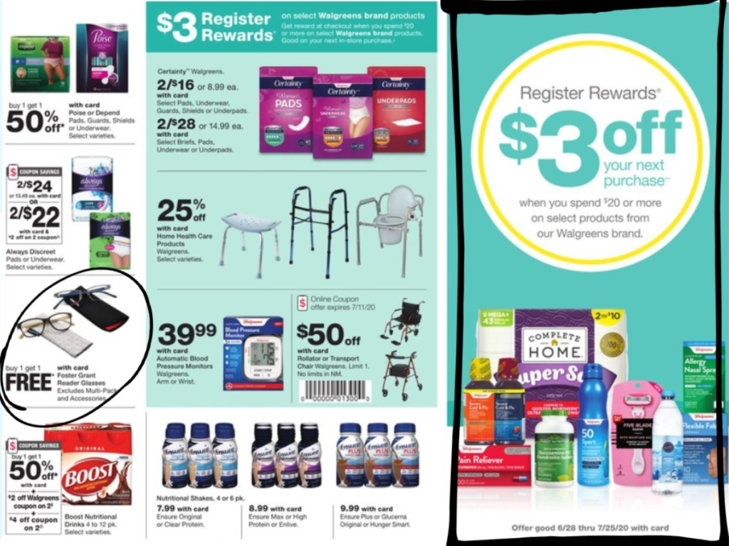 Walgreens Weekly Ad Scan 7_5-7_11 page 13