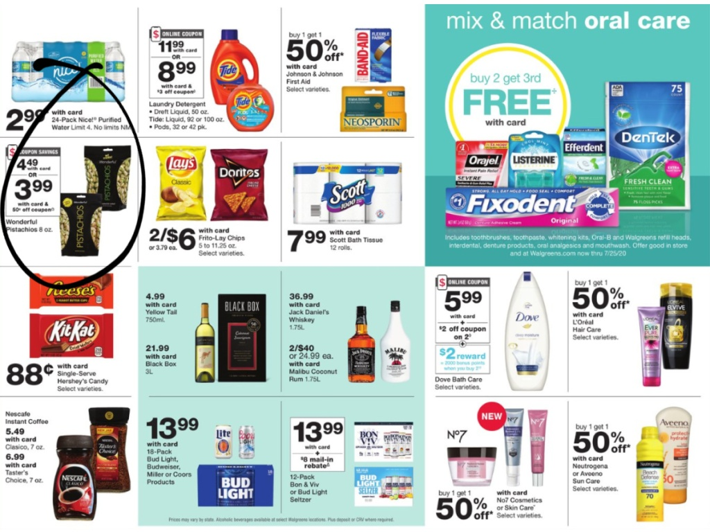 Walgreens Weekly Ad Scan 7_5-7_11 page 2