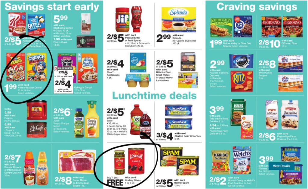 walgreens weekly ad scan 7-5-20 Page 3
