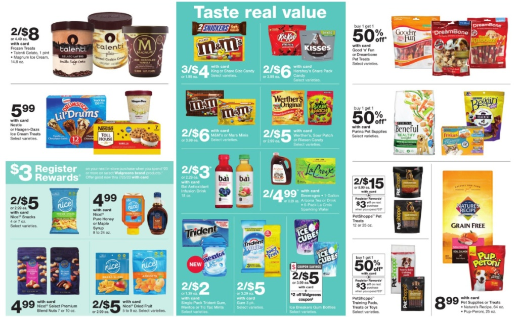 Walgreens Weekly Ad Scan 7/5-7/11 page 4