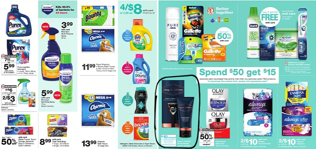 Walgreens Weekly Ad Scan 7/5-7/11 page 6