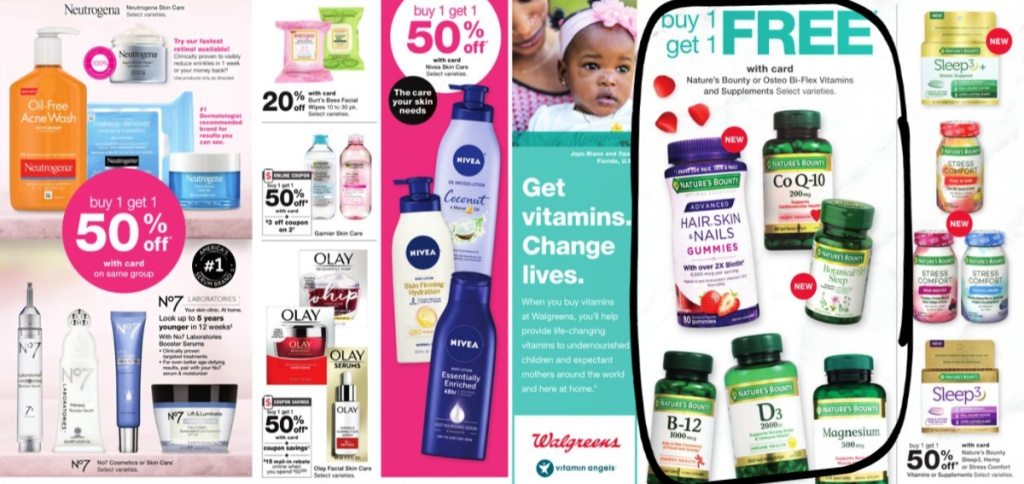 Walgreens Weekly Ad Scan 7/5-7/11 page 9