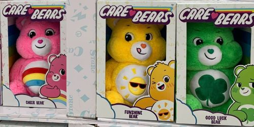 Limited Edition 2020 Care Bears Only $12.88 at Walmart