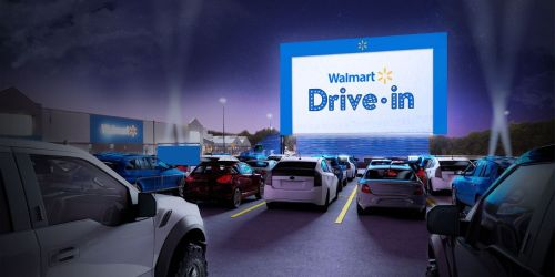 Walmart Is Creating 160 Drive-In Movie Locations In Their Parking Lots This Summer