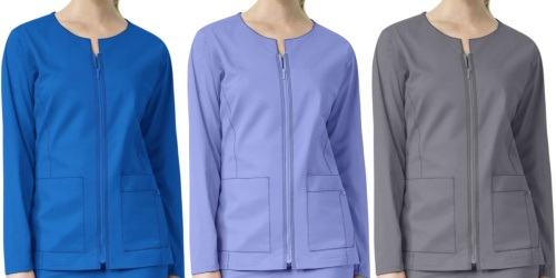 Women's Scrubs Only $9.99 on Zulily (Regularly $25+)   Petite & Plus Sizes