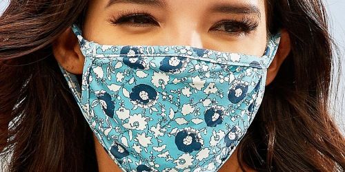 Reusable Face Masks from $2.57 Each on Zulily | Huge Selection of Prints