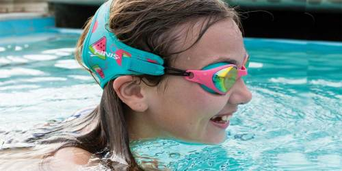 Kids Swim Goggles Only $5.93 Shipped on Amazon (Regularly $20) | Great Reviews