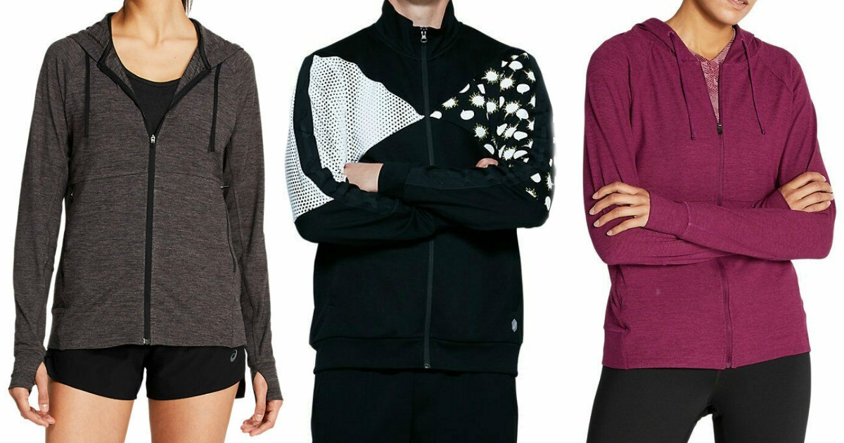 stock images of women and a man wearing athletic apparel
