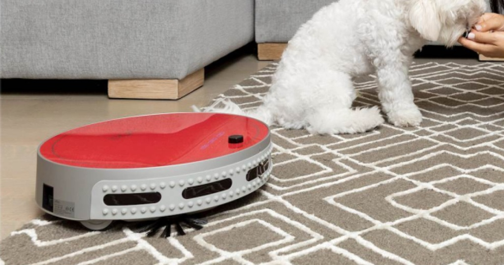 bObsweep bObi Pet Robot Vacuum