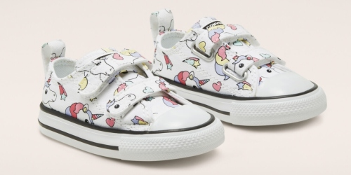 Converse Kids Sneakers from $13.78 Shipped (Regularly $35)