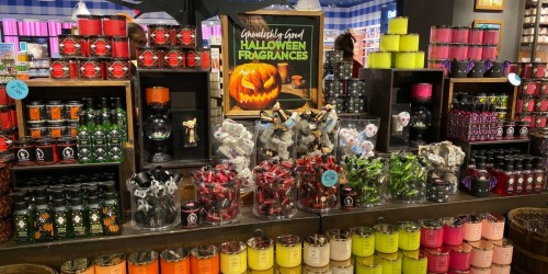 Bath & Body Works Halloween 2021 Collection Now Available