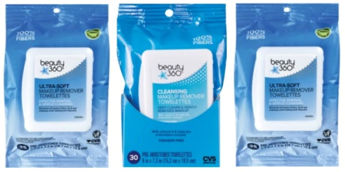 FREE CVS Beauty 360 Facial Wipes | In-Store & Online (Today Only)