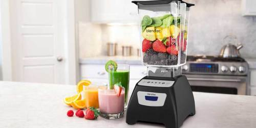 Blendtec Blender w/ Wildside Jar Only $199.95 Shipped on Home Depot (Regularly $280)