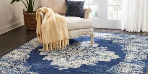 8×10 Area Rugs from $101 Shipped + Earn Kohl's Cash