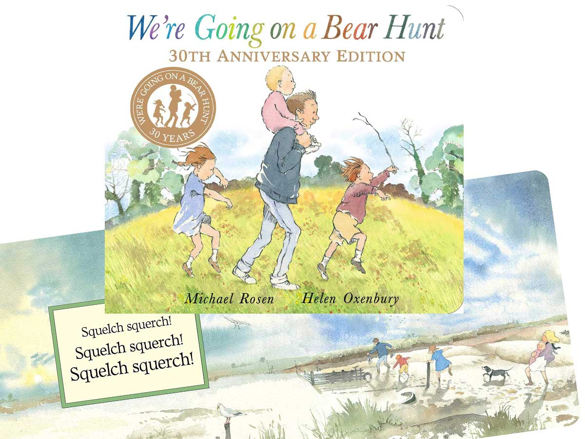 book We're Going on a Bear Hunt
