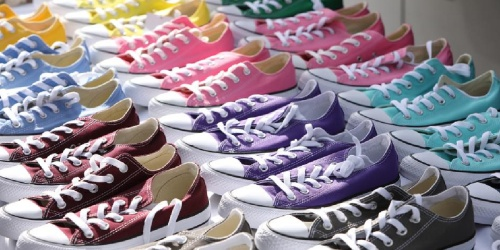 Up to 70% Off Converse Sneakers + Free Shipping