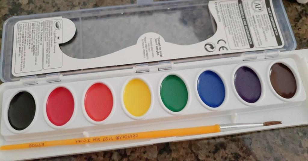 Crayola Oval Paints