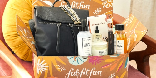 FREE $200 Mega Gift Bundle for New FabFitFun Subscribers