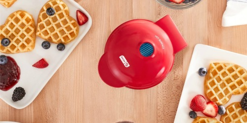 Dash Mini Waffle Maker, Griddle & More from $7.79 Shipped on Kohls.com (Regularly $20)