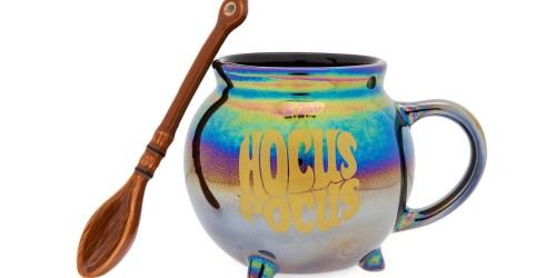 Hocus Pocus Mug & Spoon Set Only $19.99 Shipped on shopDisney.com