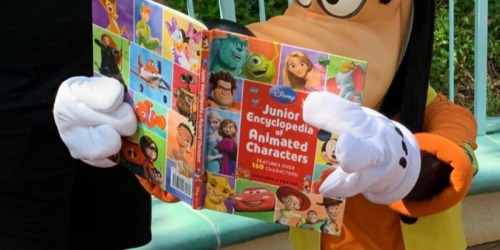 Disney Encylopedia of Characters Only $5.35 on Amazon (Regularly $13)