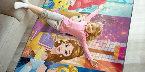 Disney Area Rugs from $34.99 on Zulily | Princesses, Toy Story & More