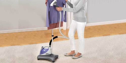 Shark Professional Fabric Steamer Just $17.99 on Woot (Factory Reconditioned)