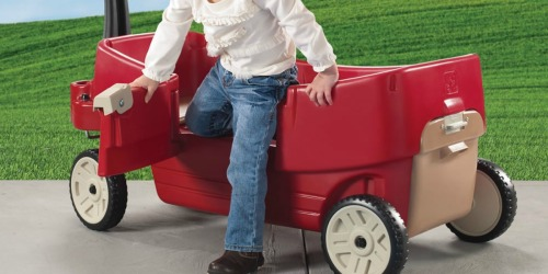 Step2 All Around Wagon Only $49.94 Shipped on Walmart.com (Regularly $85)