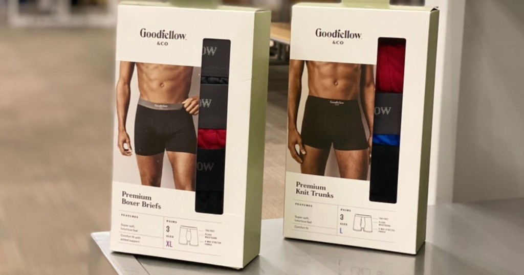 goodfellow mens boxer briefs in-store at target