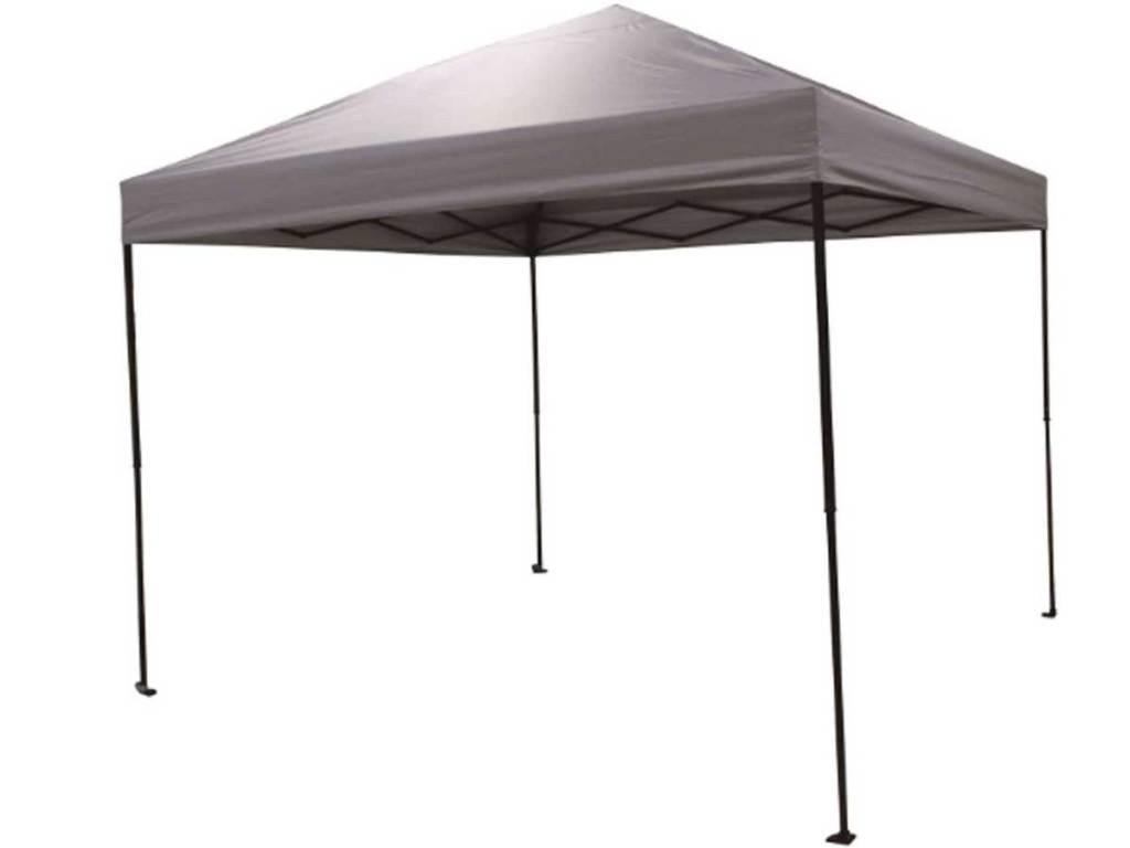 gray canopy